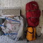 Packliste für meine 850 km Tour