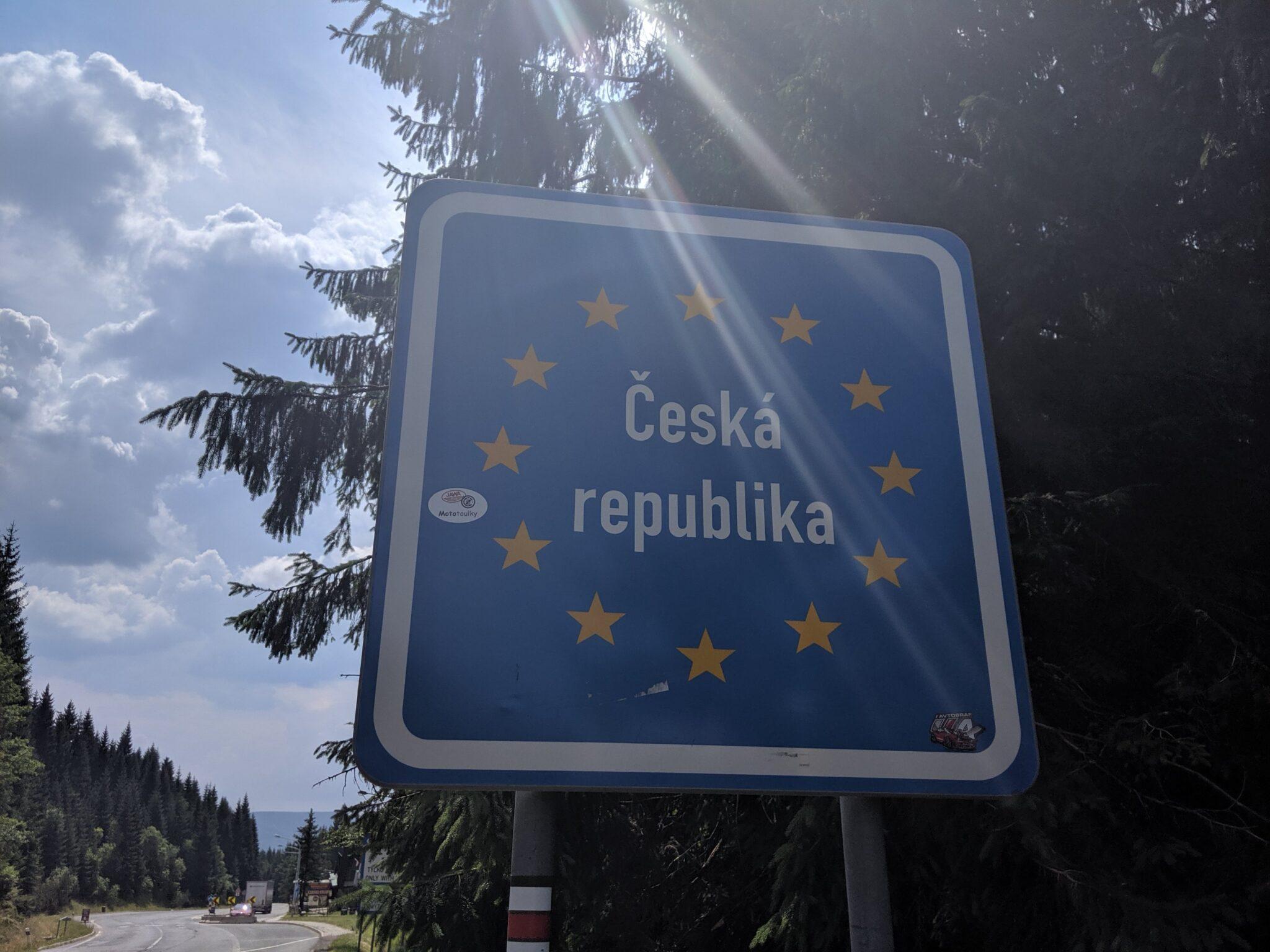 Tag 8 (30.7.): Tschechien