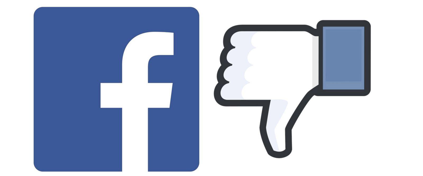 Ich bin jetzt ein Facebook-Opfer