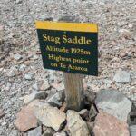 Tag 32 (13.2.): Der höchste Punkt des Trails