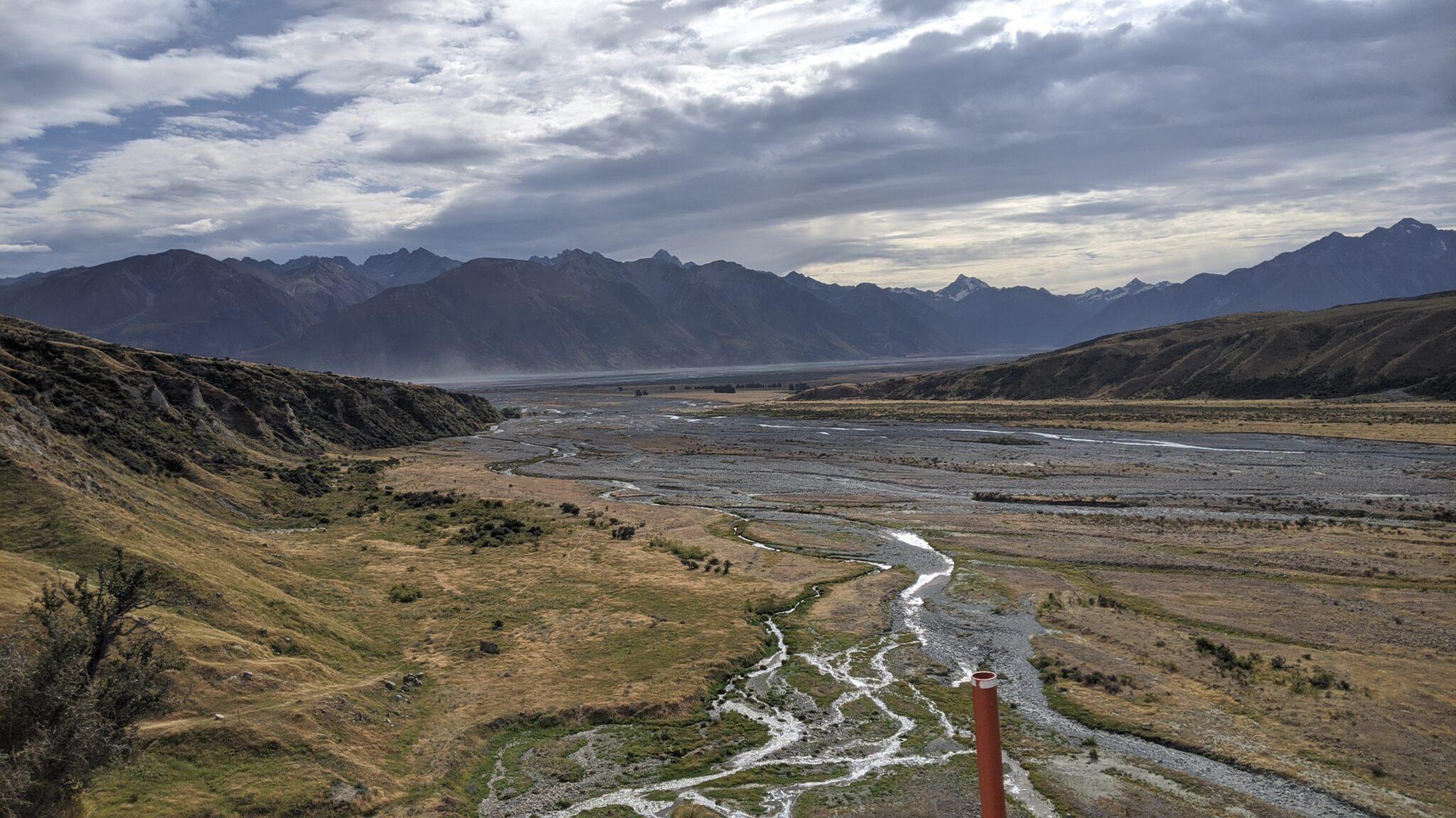 Tag 34 (15.2.): Rangitata River