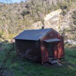Tag 62 (14.3.): Die letzte Hütte der Südinsel