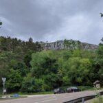 4.6.20: Die Donau und die schwarze Laber